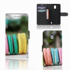 Nokia 2 Book Cover Macarons
