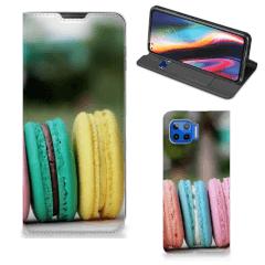 Motorola Moto G 5G Plus Flip Style Cover Macarons