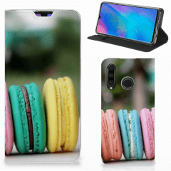 Huawei P30 Lite New Edition Flip Style Cover Macarons