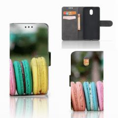 Nokia 3 Book Cover Macarons