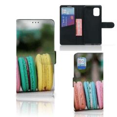 Xiaomi Mi 10 Lite Book Cover Macarons