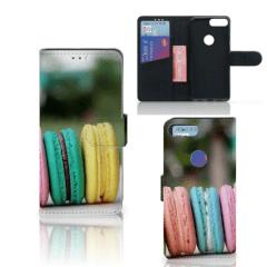 Alcatel 1S (2019) Book Cover Macarons