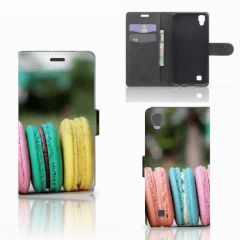 LG X Power Book Cover Macarons