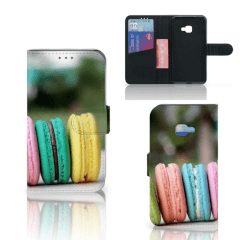 Samsung Galaxy Xcover 4   Xcover 4s Book Cover Macarons