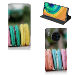 Huawei Mate 30 Flip Style Cover Macarons