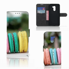 Xiaomi Pocophone F1 Book Cover Macarons
