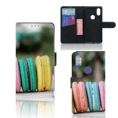 Xiaomi Mi Mix 2s Book Cover Macarons
