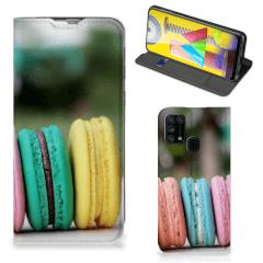 Samsung Galaxy M31 Flip Style Cover Macarons