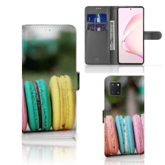Samsung Note 10 Lite Book Cover Macarons