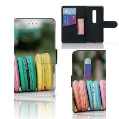 Motorola Moto G 3e Generatie Book Cover Macarons