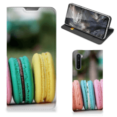 OnePlus Nord Flip Style Cover Macarons