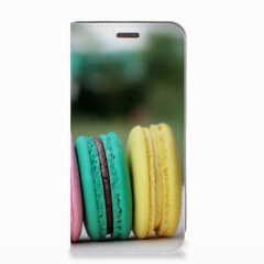 Motorola Moto E5 Play Flip Style Cover Macarons