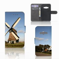 Boekhoesje Samsung Galaxy Xcover 3 | Xcover 3 VE met eigen foto