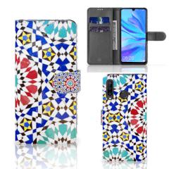 Huawei P30 Lite (2020) Bookcase Mozaïek