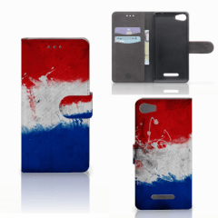 Wiko Lenny 2 Bookstyle Case Nederland