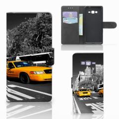 Boekhoesje Samsung Galaxy Grand Prime | Grand Prime VE G531F met eigen foto