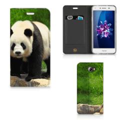 Huawei Y5 2 | Y6 Compact Hoesje maken Panda