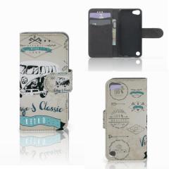 Apple iPod Touch 5 | 6 | iPod (2019) Telefoonhoesje met foto Retro Bus