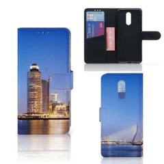 Boekhoesje Nokia 3.2 met eigen foto