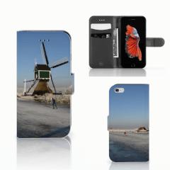 Apple iPhone 6   6s Flip Cover Schaatsers