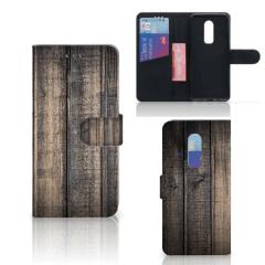 Boekhoesje OnePlus 6 met eigen foto