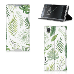Sony Xperia L1 Smart Cover Leaves