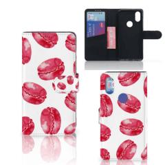 Xiaomi Mi Mix 2s Book Cover Pink Macarons