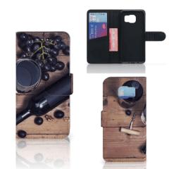Samsung Galaxy S6 | S6 Duos Book Cover Wijn