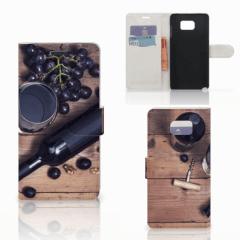 Samsung Galaxy Note 5 Book Cover Wijn