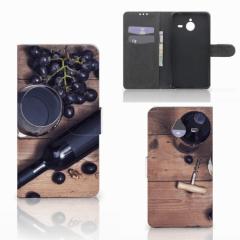 Microsoft Lumia 640 XL Book Cover Wijn