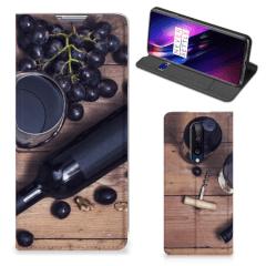 OnePlus 8 Flip Style Cover Wijn