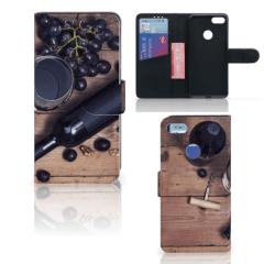 Motorola Moto E6 Play Book Cover Wijn