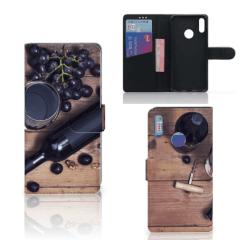 Huawei Y7 Pro | Y7 Prime (2019) Book Cover Wijn