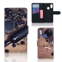 Xiaomi Mi A2 Lite Book Cover Wijn