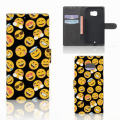 HTC U Ultra Telefoon Hoesje Emoji