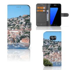 Samsung Galaxy S7 Edge Flip Cover Zuid-Frankrijk