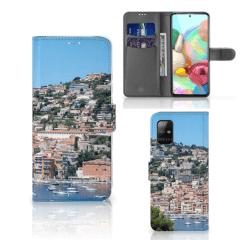 Samsung Galaxy A71 Flip Cover Zuid-Frankrijk