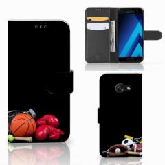 Samsung Galaxy A5 2017 Wallet Case met Pasjes Sports