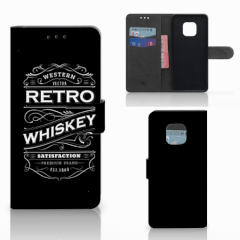 Huawei Mate 20 Pro Book Cover Whiskey