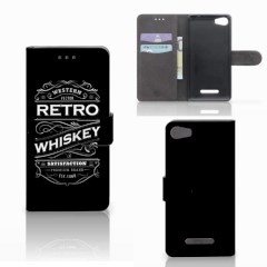 Wiko Lenny 2 Book Cover Whiskey