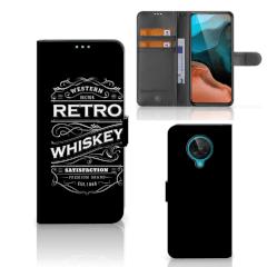 Xiaomi Poco F2 Pro Book Cover Whiskey