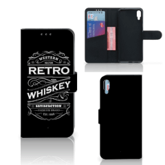 Sony Xperia L3 Book Cover Whiskey