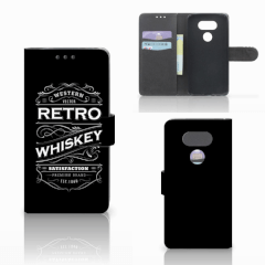 LG G5 Book Cover Whiskey