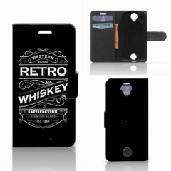 Acer Liquid Z330 Book Cover Whiskey