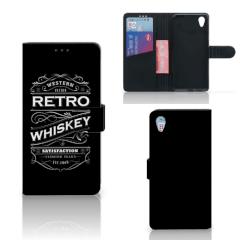 Sony Xperia XA1 Plus Book Cover Whiskey