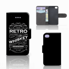 Apple iPhone 4 | 4S Book Cover Whiskey