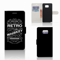 Samsung Galaxy Note 5 Book Cover Whiskey