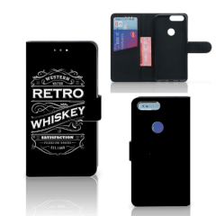 OnePlus 5T Book Cover Whiskey