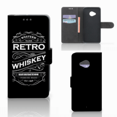 HTC U11 Life Book Cover Whiskey