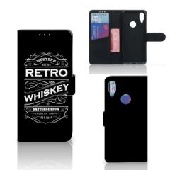Xiaomi Redmi Note 7 Book Cover Whiskey